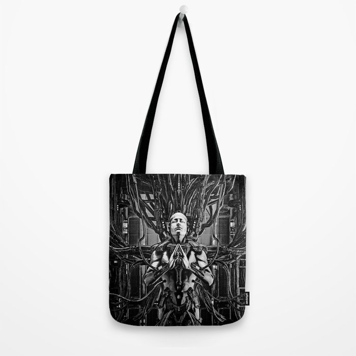 Soul of the Machine Tote Bag