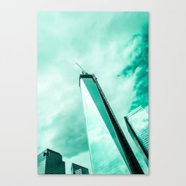 Freedom Tower 1 Canvas Print