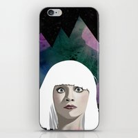 chandelier iPhone & iPod Skins featuring Chandelier by Vuelle