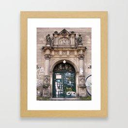 Stadtbad Prenzlauerberg Framed Art Print
