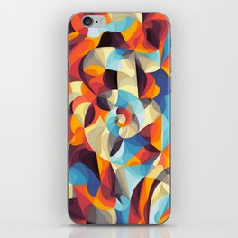 Color Power iPhone Skin