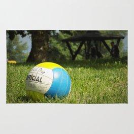 Volleyball Rug