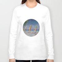 cuba Long Sleeve T-shirts featuring Cuba by Juliana Kroscen