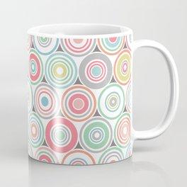 Concentric Circles Coffee Mug