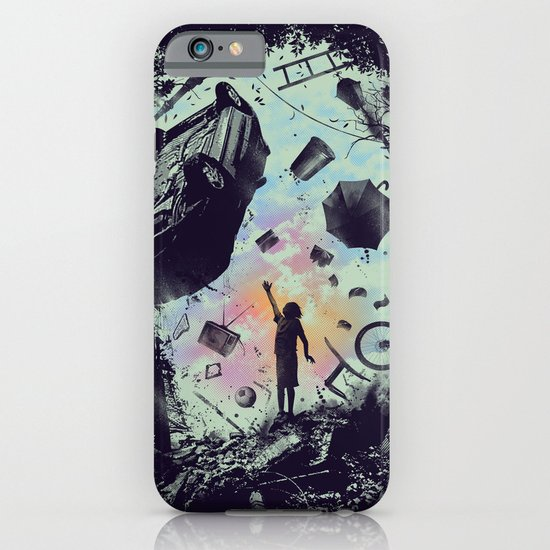Gravity Play iPhone & iPod Case