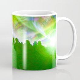 Laser show crowd Coffee Mug