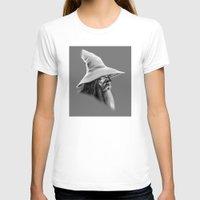 gandalf T-shirts featuring Gandalf by erintquinn