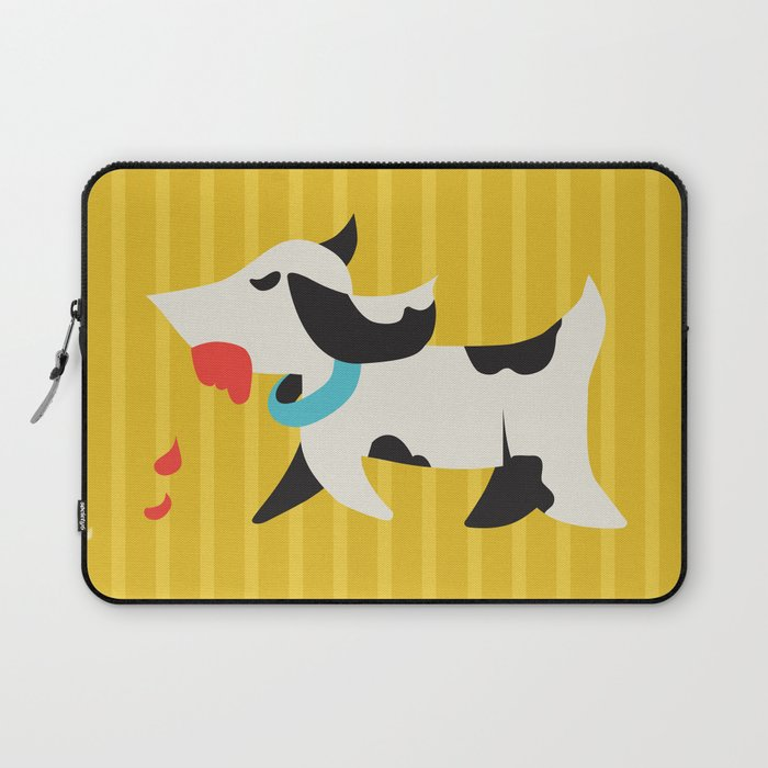 Zombie Dog Harriet Laptop Sleeve