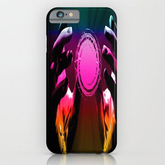 Holding the Spectrum iPhone & iPod Case