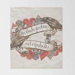 NM.NF Throw Blanket