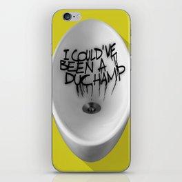 Wannabes & Regrets II iPhone Skin