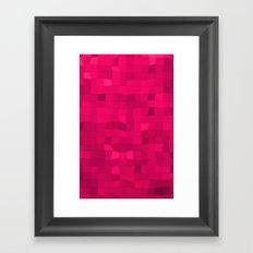 Energetic Framed Art Print