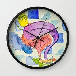 Outrageous Ovaries Wall Clock