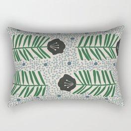 Seedling Floral Rectangular Pillow