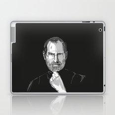 Steve Jobs Laptop & iPad Skin