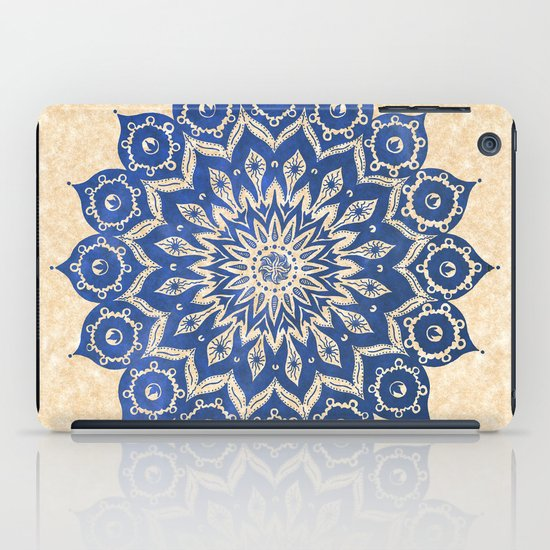 ókshirahm sky mandala iPad Case