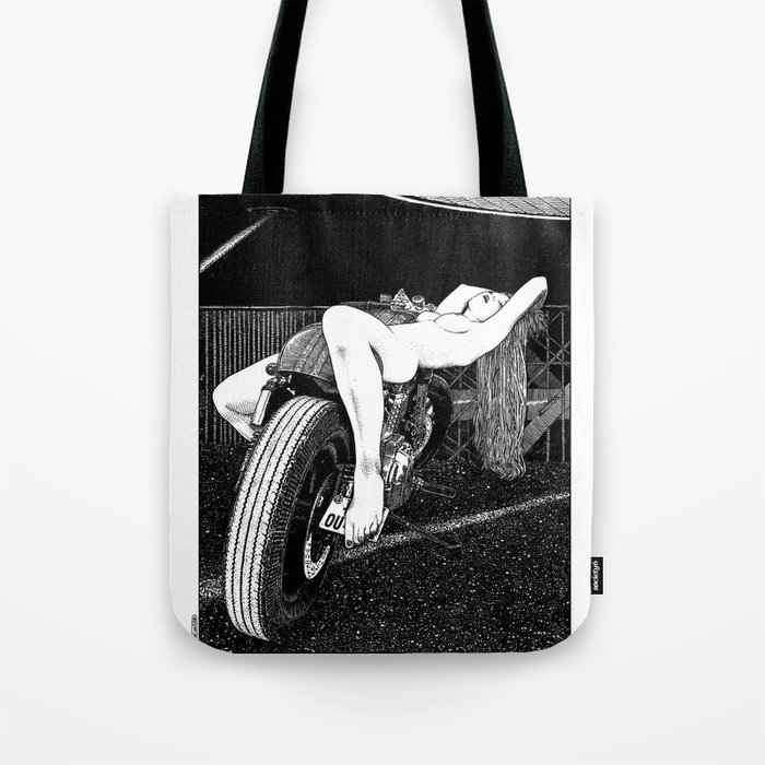 asc 585 - L'étalage (The display) Tote Bag