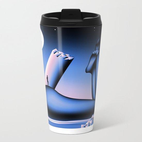 Calypso Metal Travel Mug