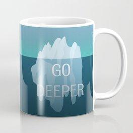 Go Deeper Coffee Mug