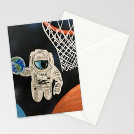 Space Games Stationery Cards