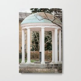 Old Well Metal Print