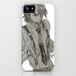 Kotetsu T. Kaburagi iPhone Case
