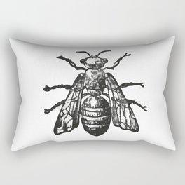 Wasp Rectangular Pillow