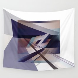 Abstract 2018 010 Wall Tapestry