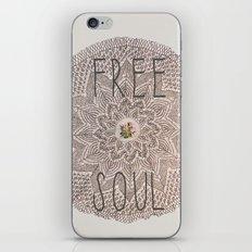 Free Soul iPhone & iPod Skin