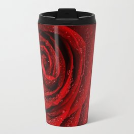 Red Rosa Travel Mug