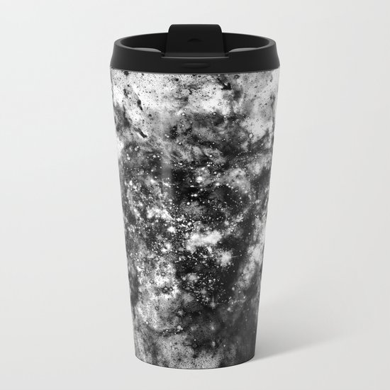 Everything is nothing 21 (therefore it was beautiful) Metal Travel Mug