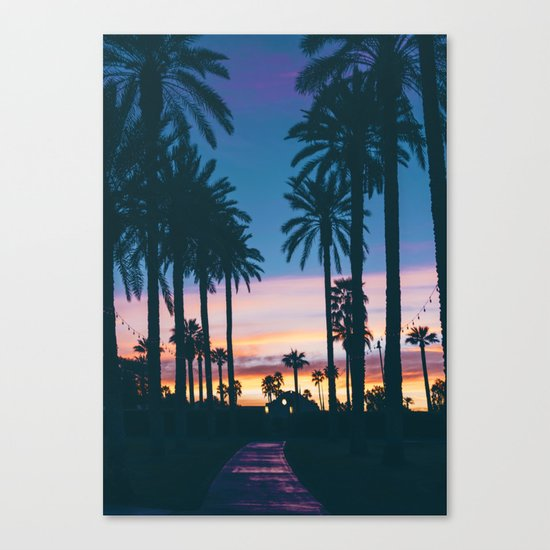 Bring It To Me Canvas Print