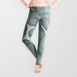soft botanical Leggings