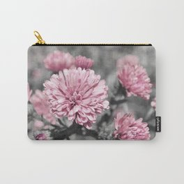 Blushing Gray Carry-All Pouch