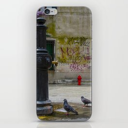 The Watering Hole iPhone Skin
