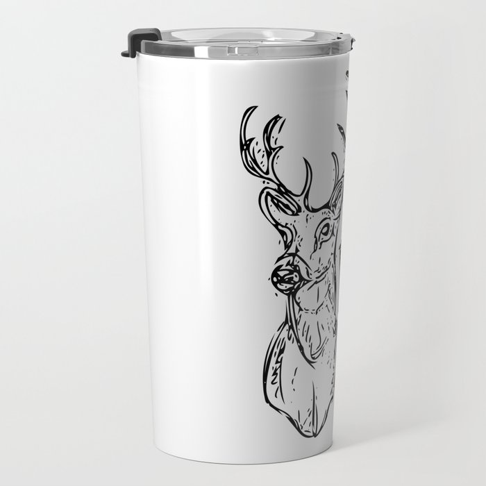Oh Deer! Travel Mug