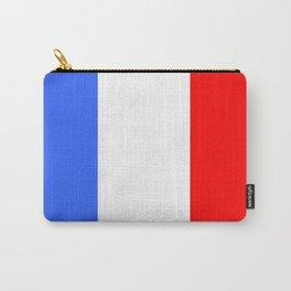 Drapeau français Carry-All Pouch