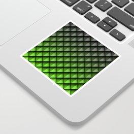 Draco Green Sticker