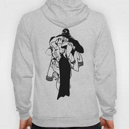 All Wounds Heal Time bw Hoody