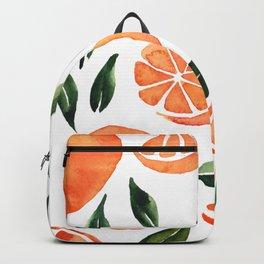 Summer oranges Backpack