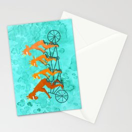 Father's Day Ride Stationery Cards