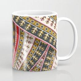 Abstract tribal background Coffee Mug