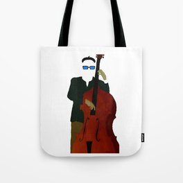 Bottom - A Celebration of the Bass Tote Bag
