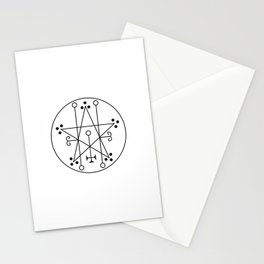 Astaroth Stationery Cards