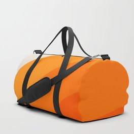 Creamsicle Bow Duffle Bag