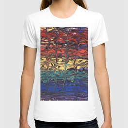 Psychedelic Rainbow T-shirt