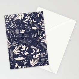 Stay Wild Two Stationery Cards