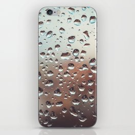 Wet Glass iPhone Skin