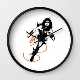 New 52 WW Wall Clock