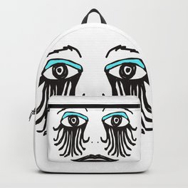 Gothic Face Backpack